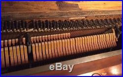 Wurlitzer Full Console Piano with Bench