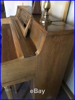 Wurlitzer Piano, good condition