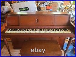 Wurlitzer Self Playing Upright Piano