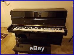 Wurlitzer upright piano
