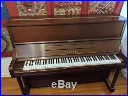 YAMAHA PIANO UPRIGHT U-1 48 Inch 88 Keys