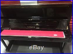 Yamaha U1 Upright Piano 2012