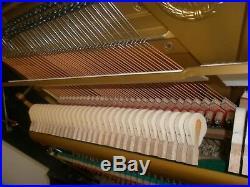 YAMAHA U3 Upright Piano 100% FULLY REFURBISHED IN JAPAN Kevin 408.310.1248