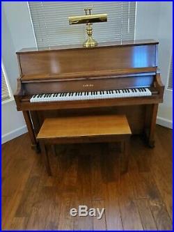 Yahama P22 Upright Piano