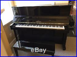 Yamaha 47 Upright Piano