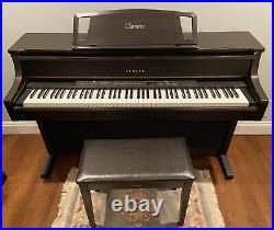 Yamaha Clavinova CLP-880 Digital Upright Piano with Bench