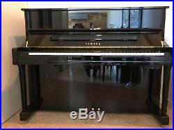 Yamaha DU1A Upright Piano 2005 Disklavier
