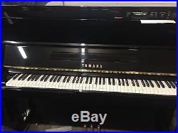 Yamaha Disklavier Artist Upright Piano
