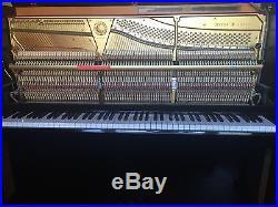 November 2016 for Yamaha u1 disklavier upright piano
