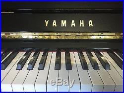 Yamaha Disklavier upright piano