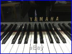 Yamaha Flügel, Modell C3 schwarz hochglanzpoliert
