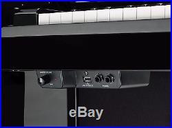 Yamaha Hybrid Piano NU1