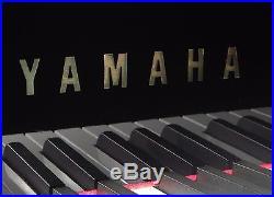 Yamaha M1A Upright Piano Ebony Polish Free Local Delivery