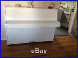 Yamaha M1F Upright Piano with Matching Bench