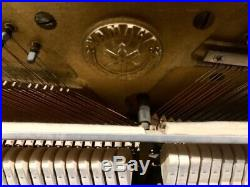 Yamaha M206 Upright Piano 42 Satin Walnut