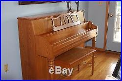 Yamaha M500 Upright Piano