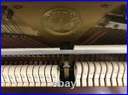 Yamaha M500 Upright Piano 44 1/2 Satin Cherry