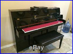 Yamaha MX 80 Disklavier Piano and Bench