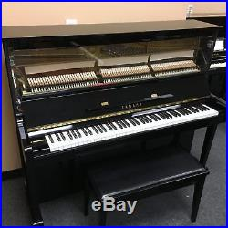 Yamaha Mx-100B Disklavier Pre-Owned MX100 Upright Player Piano Mfg 1999 in Japan