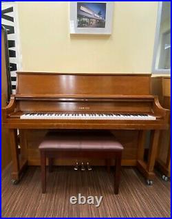 Yamaha P22 45 Studio Piano in Oak