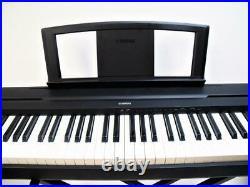 Yamaha P Series P-35B Digital Piano 88-Keys with X-Style Keyboard & Stand NICE