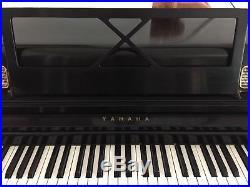 Yamaha Piano Spinet made in Hamamatsu, JAPAN 1964 Serial Number 320721