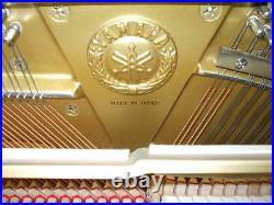 Yamaha U1 48'' Upright Piano -3 yrs wrrty