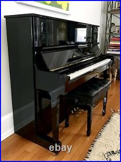 Yamaha U1 Piano Acoustic Upright Piano 48