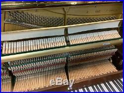 Yamaha U1 Upright Piano 1988 Walnut Free Shipping Nyc Metro