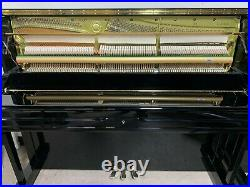 Yamaha U1 Upright Piano 2014 Free Nyc Area Shipping