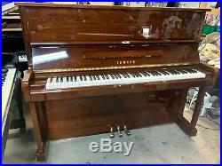Yamaha U1 Upright Piano Walnut Free Shipping Nyc Metro