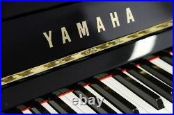 Yamaha U1 schwarz poliert