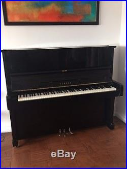 Yamaha U2 Upright Piano for Sale (Made in Japan) in Ebony