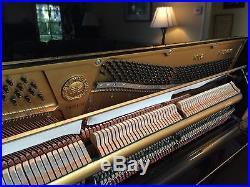 Yamaha U2 upright piano