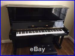 Yamaha U3 52 Professional Upright Piano