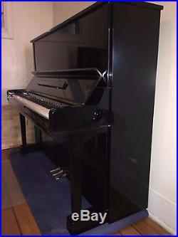 Yamaha U3 52 professional upright black ebony