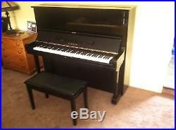 Yamaha U3 Professional Upright Piano