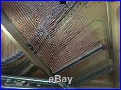 Yamaha U3 Upright Piano. Full length/size professional upright