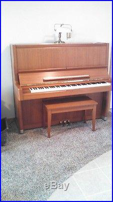 Yamaha U7 Upright Grand Piano