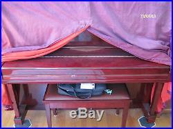 Yamaha Upright Piano EUC