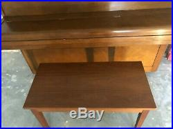Yamaha Upright Piano P2 gently used (GREAT CONDITION!)