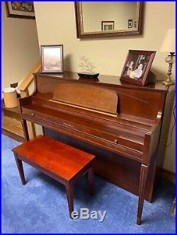 Yamaha Upright, model M450TC Piano