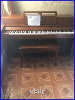 Yamaha Vertical Upright Piano