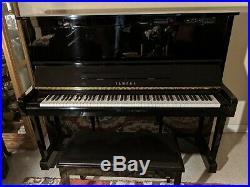 Yamaha disklavier piano mx100a