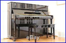 Yamaha piano P116T Polished Ebony