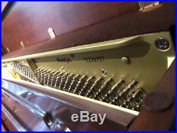 Yamaha upright piano P660QA One Owner