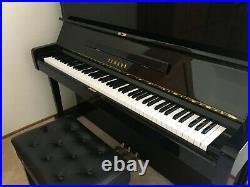 Yamaha upright piano UIH