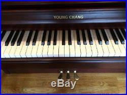 Young Chang 2010 Upright Piano