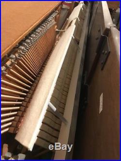 Young Chang E-118 Upright Piano 47 Satin Walnut