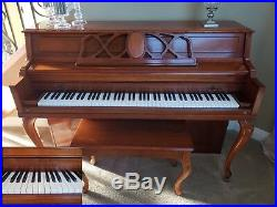 Young Chang F-108 Console Piano - Price Reduced